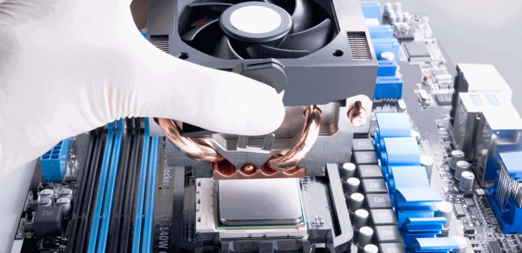 Which Type Of CPU Cooler Contains Heat Pipes